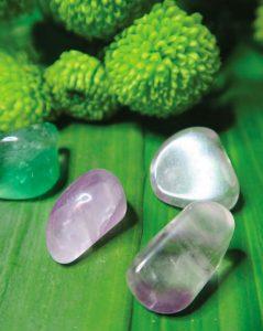 pierre polie, pierre roulée, lithothérapie