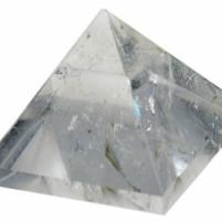 pyramide, lithotherapie, cristal de roche