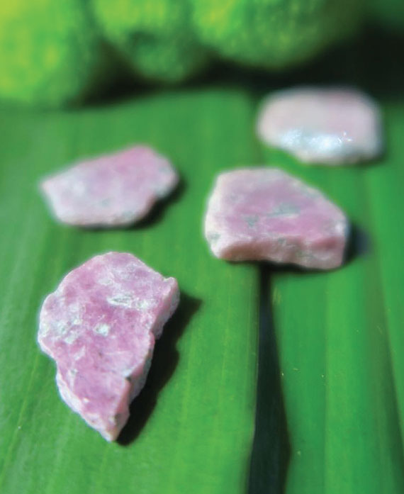 citrine pierre roulée lithothérapie vertus des pierres