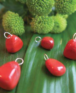 jaspe rouge pierre roulée litothérapie