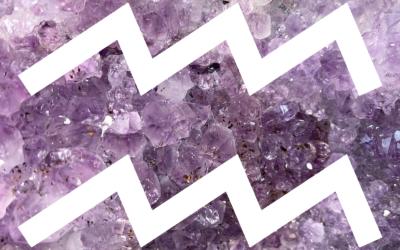ASTROLOGIE | Les pierres du Verseau
